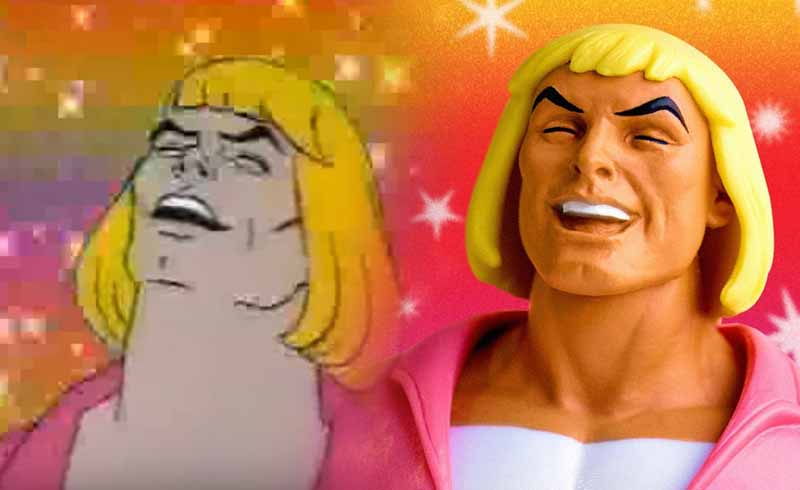 He-Man Getting San Diego Comic Con Exclusive Figure Based on the Viral Meme