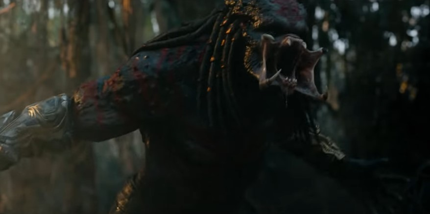 Predators Evolve in New Trailer for Shane Black's The Predator