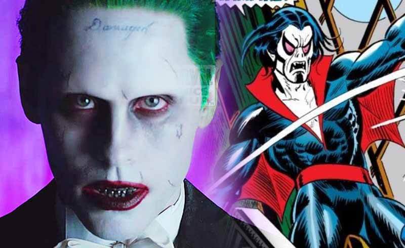 Jared Leto Cast in Sony's Morbius: The Living Vampire