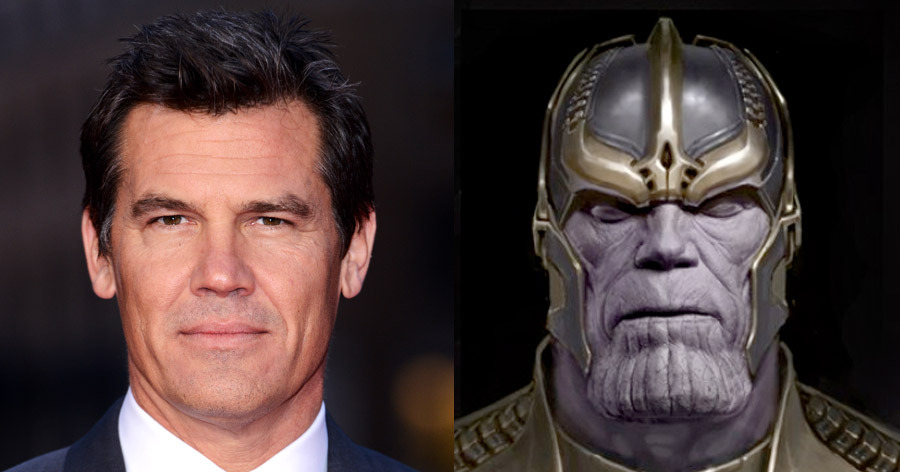 Josh Brolin Reads Trump Tweets in the Voice of Thanos