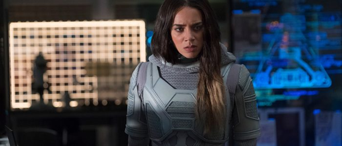 Ant-Man & The Wasp News: Hannah John-Kamen Talks About Taking on the Gender Swapped Ghost Part