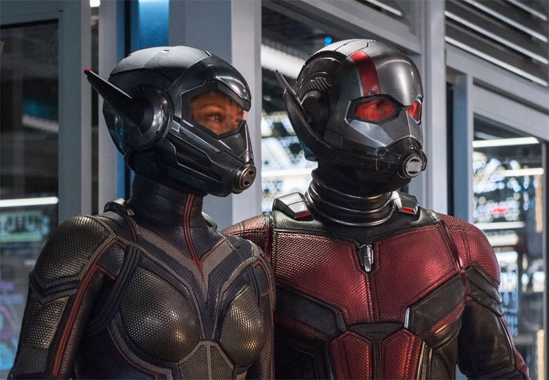 Ant-Man And The Wasp Review: Laughter, Action and That END CREDIT SCENE