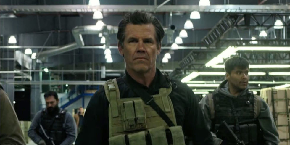 Josh Brolin Talk About His Return to Sicario Franchise