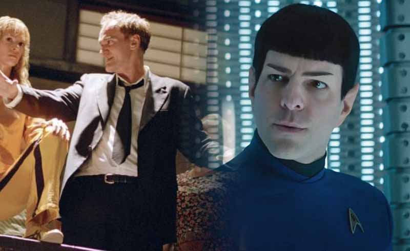 The Script for Quentin Tarantino's Star Trek has Already Been Written
