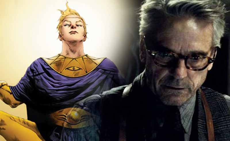 Jeremy Irons Could Be Playing an Older Ozymandias in HBO's Watchmen