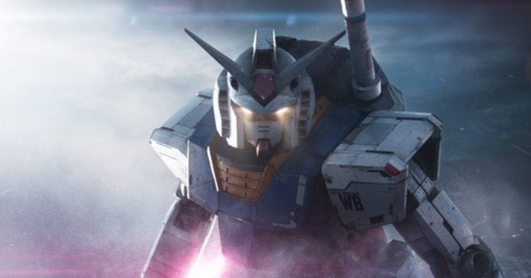 Pacific Rim Studio to Make a Live-Action Gundam Movie