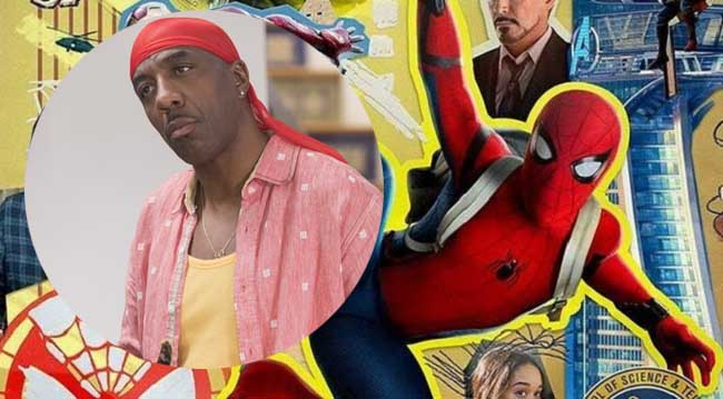 Curb Your Enthusiasm's J.B. Smoove Cast in Lead Role for Spider-Man: Far from Home