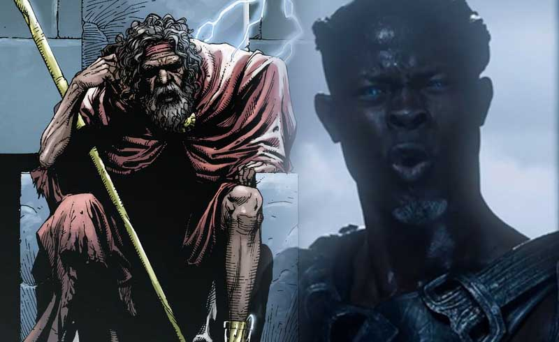 Shazam!: Djimon Hounsou Replaces Ron Cephas Jones as the Wizard