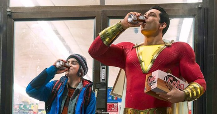 Zachary Levi: Expect Fight with Black Adam in Shazam! 3