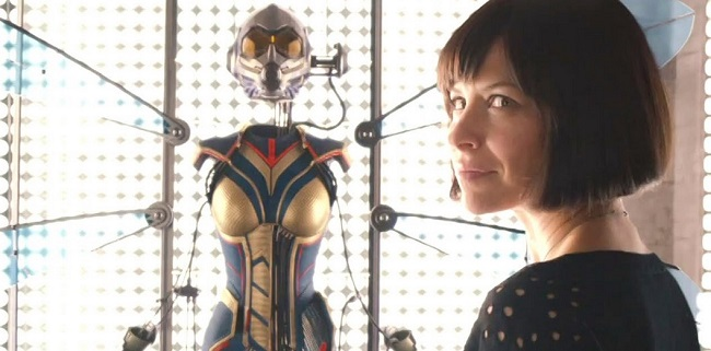 Ant-Man and the Wasp: Evangeline Lilly Wanted Hope to Not be a Stickler This Time Around