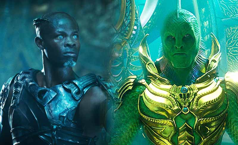 Aquaman: New Image of Fisherman King Played by Djimon Hounsou
