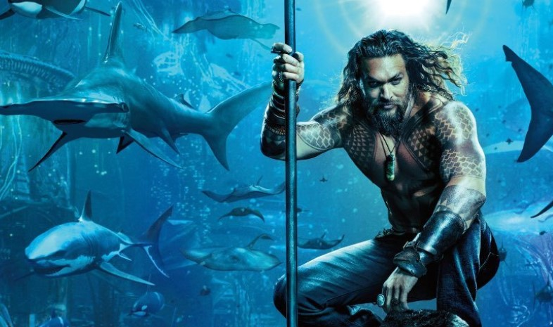 Check Out New Poster for Aquaman