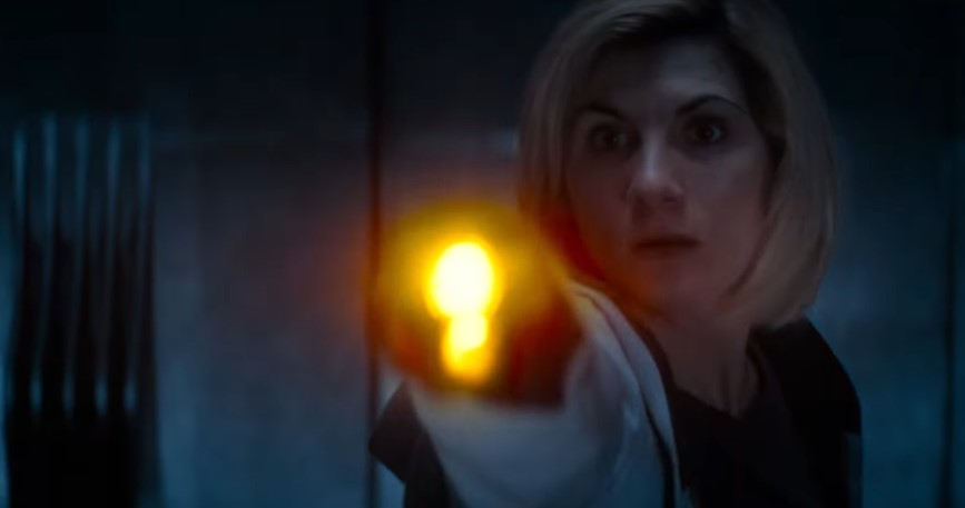 New Trailer for Doctor Who 11; Better Look at Jodie Whittaker's Sonic Screwdriver