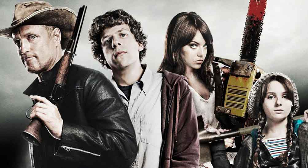 Original Cast of Zombieland Returning for the Sequel