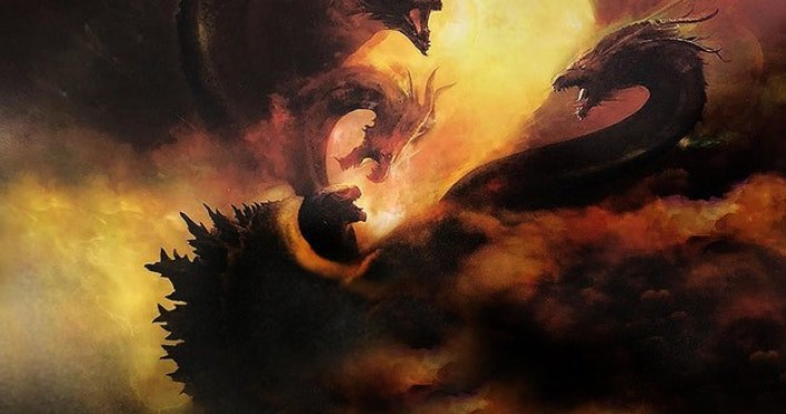 Godzilla: King of Monsters Image Teases the Size of King Ghidorah