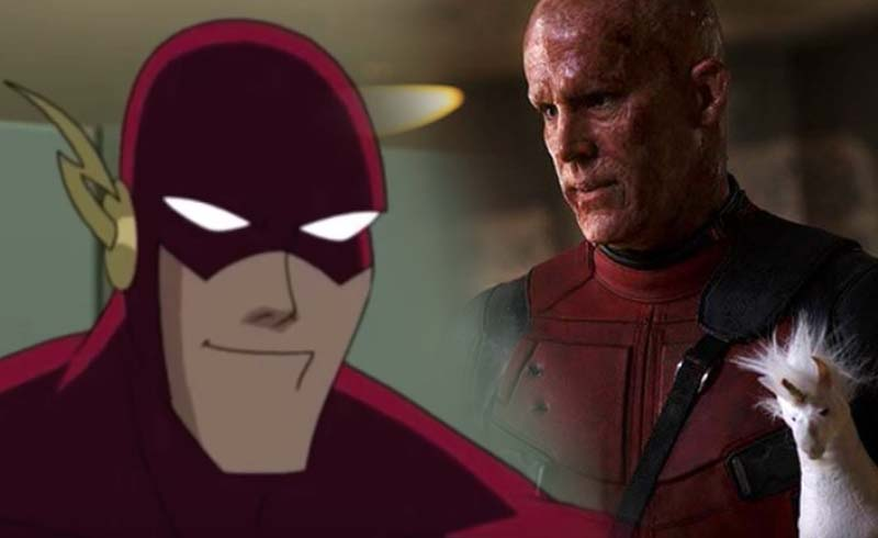Deadpool Star Ryan Reynolds Would Like to Play Wally West's Flash for the DCEU