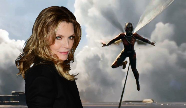 Ant-Man and the Wasp Director Reveals Michelle Pfeiffer Almost Backed Out From the Movie