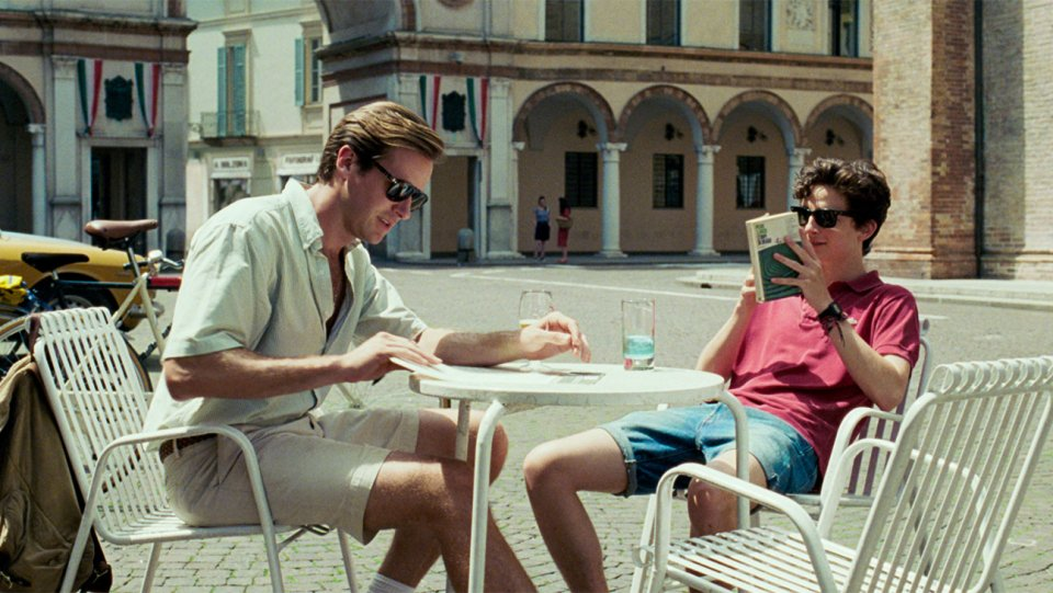 Call Me By Your Name Star Talks About the Movie's Sequel