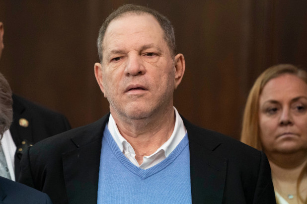 Manhattan Grand Jury Indicts Harvey Weinstein For Sex-Crime Charges