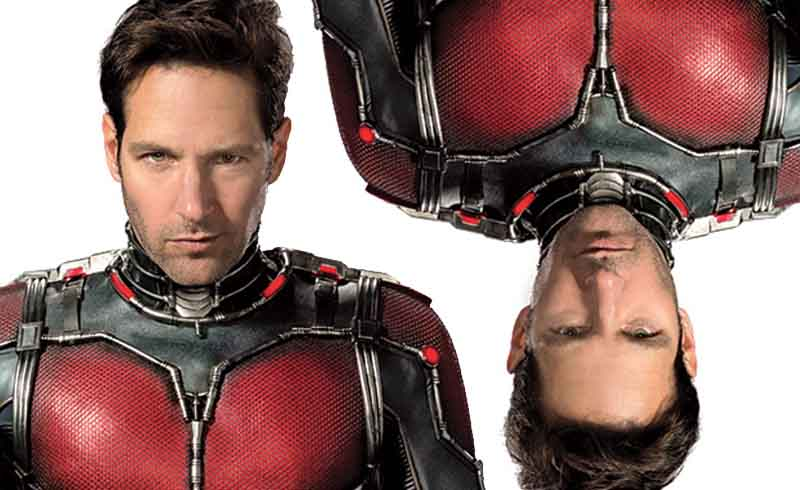 Paul Rudd to Play Opposite Paul Rudd in Netflix's Living with Yourself