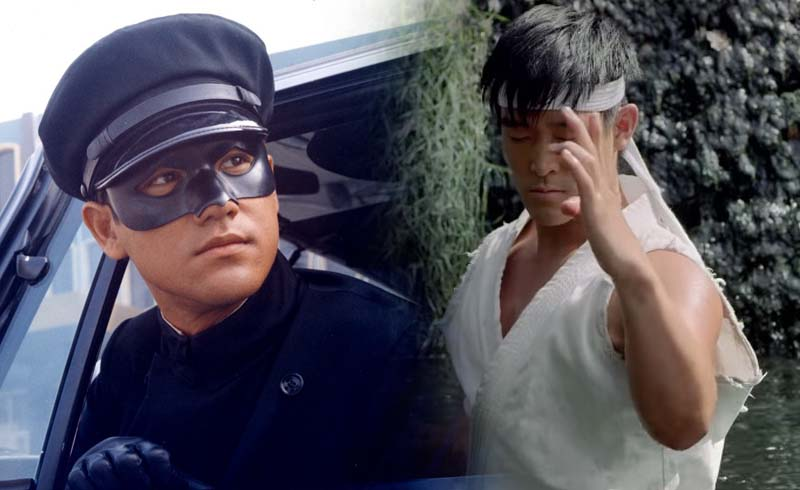 Street Fighter Actor Cast as Bruce Lee in Tarantino's Once Upon a Time in Hollywood