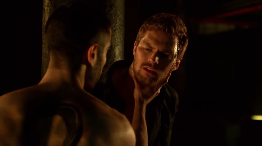 It's Iron Fist vs Steel Serpent in New Trailer for Iron Fist 2
