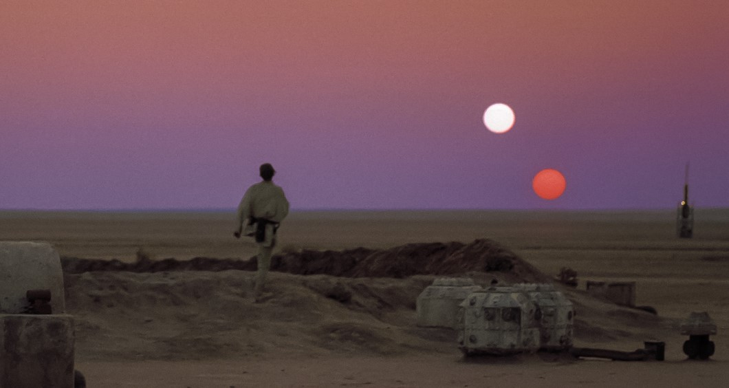 A Star Wars Anthology was Supposed to Take Place on Tatooine