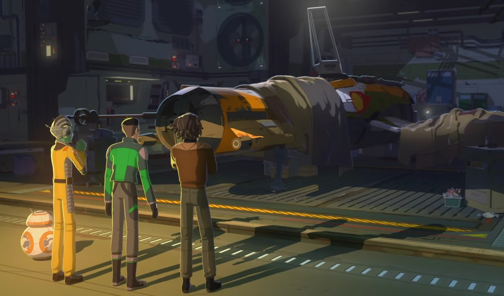 First Trailer for Star Wars Resistance is Not Being Received Well by the Fandom