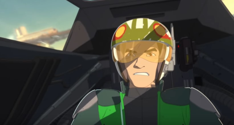 Star Wars Resistance Characters Shine in New Poster