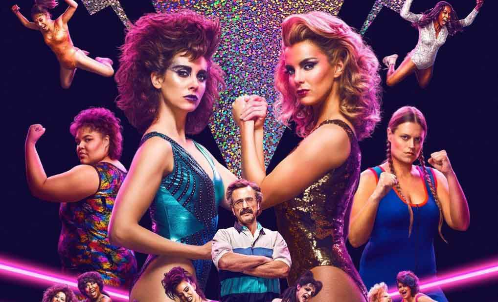 GLOW Renewed for a Fourth and Final Season