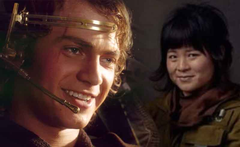 Star Wars: Kelly Marie Tran Gets Advice from Hayden Christensen About Haters
