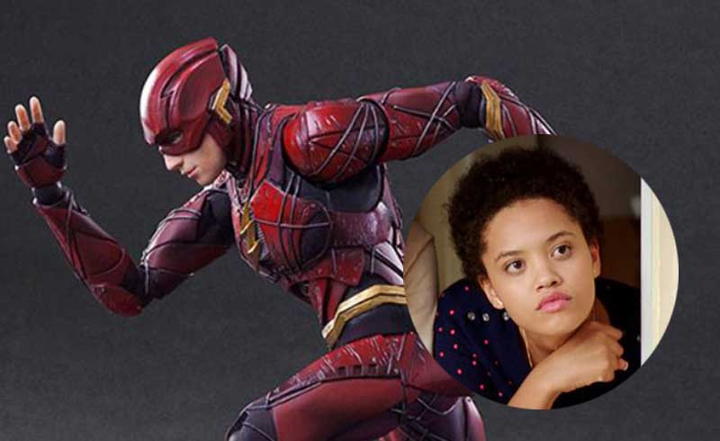 Kiersey Clemons Confirms that The Flash Movie has been Put On Hold