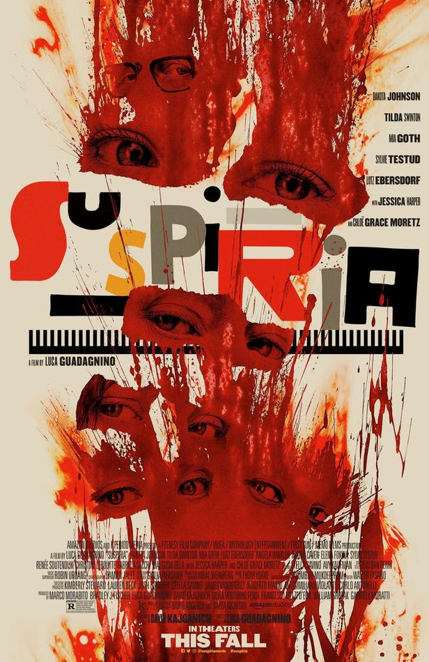 Official Suspiria Poster Released