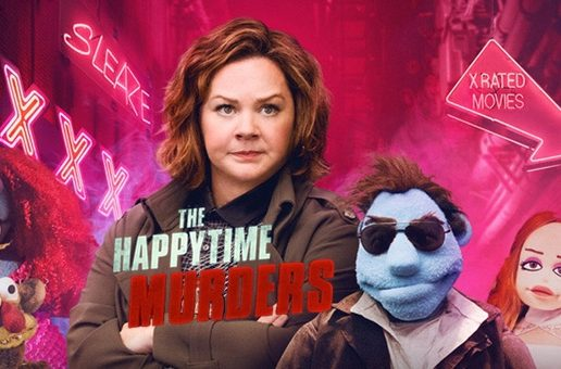 "The Happytime Murders is ""Fun Time"" For Adults"