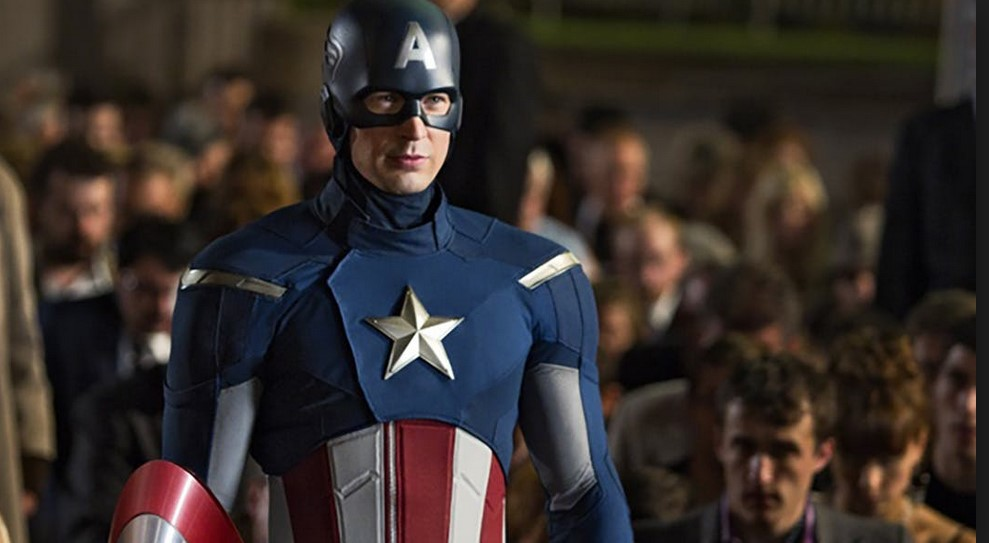 Possible Leaked Images of Captain America's Avengers 4 Outfit