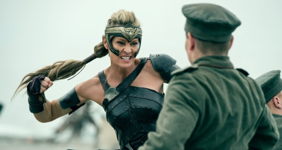 Wonder Woman 1984: Robin Wright Confirmed for a Flashback Sequence