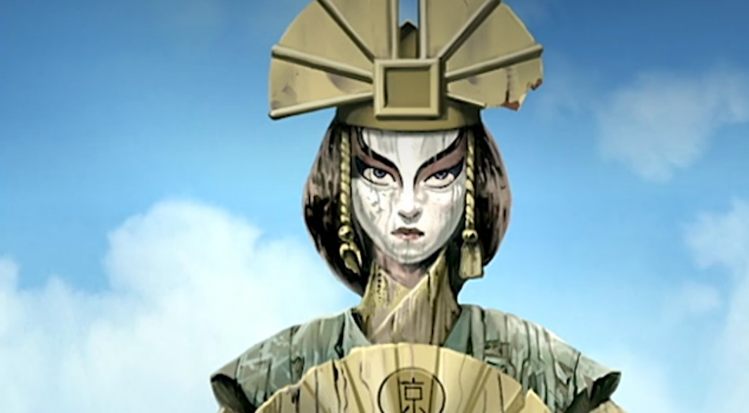ATLA's Avatar Kyoshi will be the Center of a New Book Series