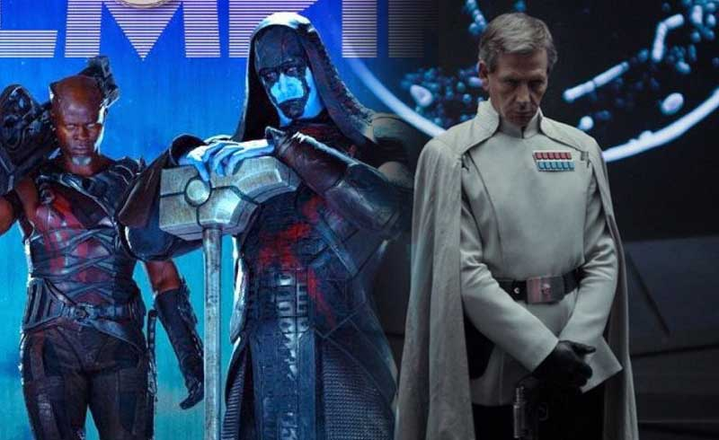 Captain Marvel: A Look at Ben Mendelsohn as Skrull Leader Talos; Plus Returning GOTG Characters