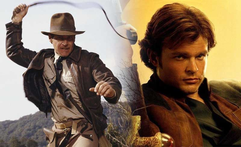 Solo: A Star Wars Story Deleted Scene has a Fun Indiana Jones Reference