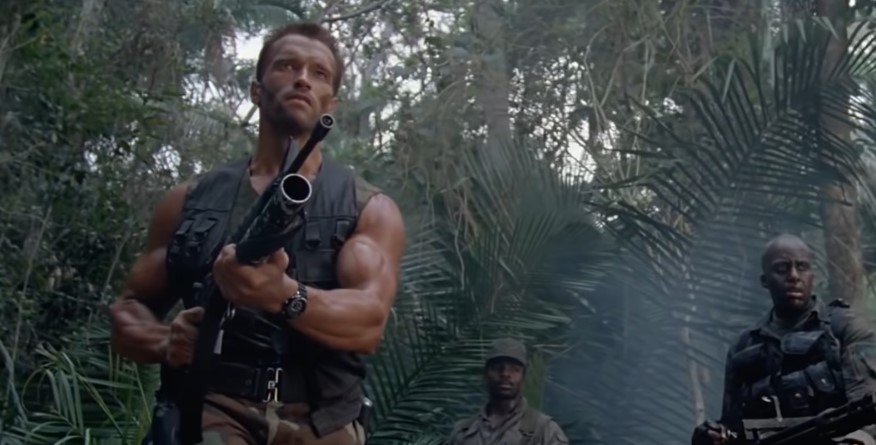 Arnold Scwharzenegger Said No to Appearing in the Upcoming Predator Movie