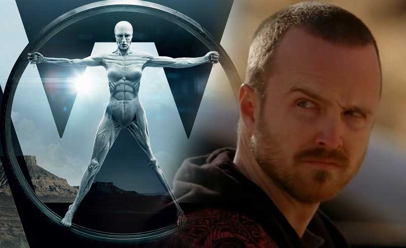 Westworld 3 Casts Breaking Bad's Aaron Paul