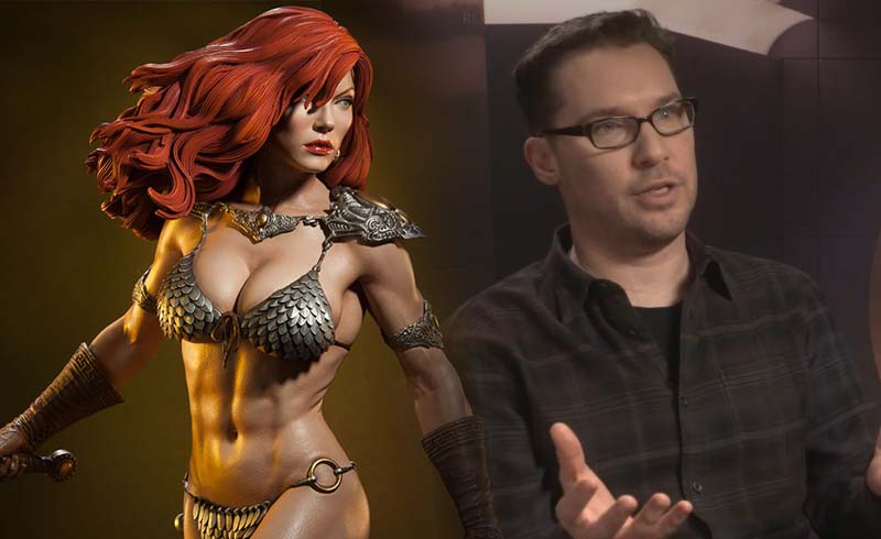Bryan Singer in Talks to Direct a Red Sonja Movie