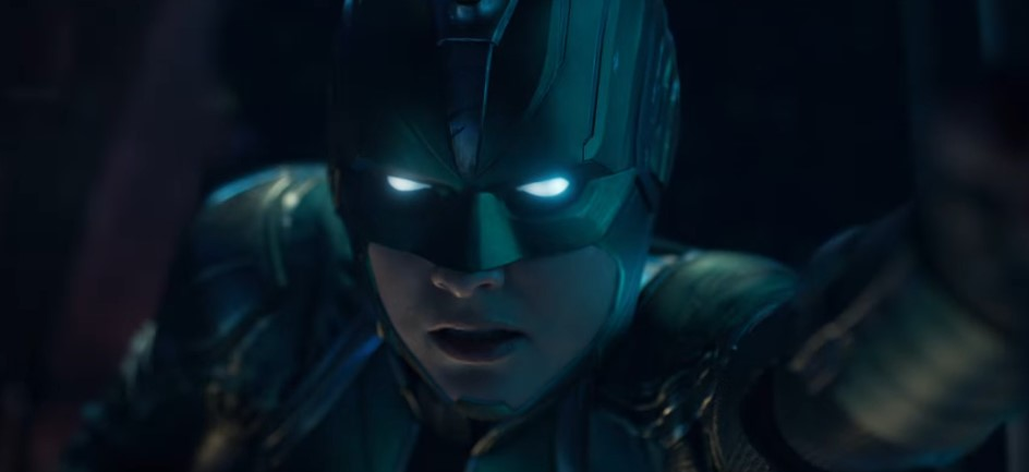 First Trailer for Captain Marvel Officially Released