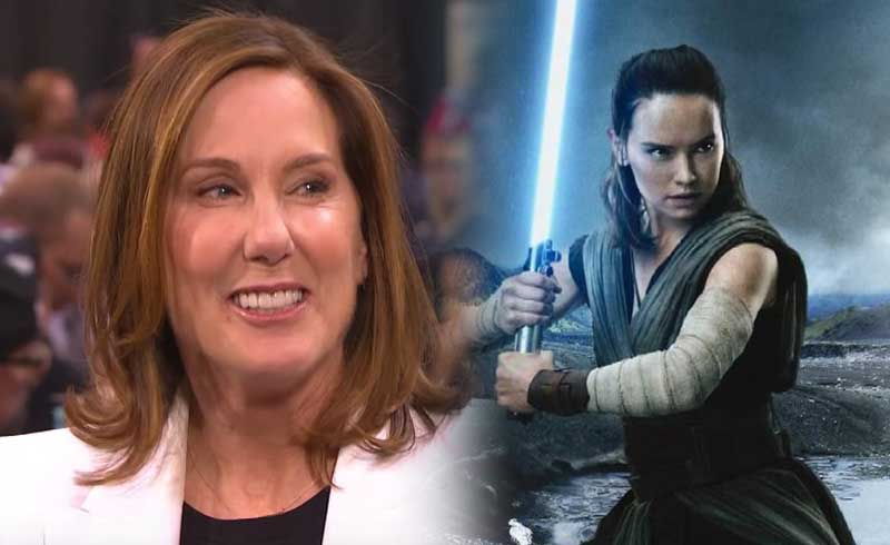 Kathleen Kennedy Asked Star Wars Hiatus from Bob Iger