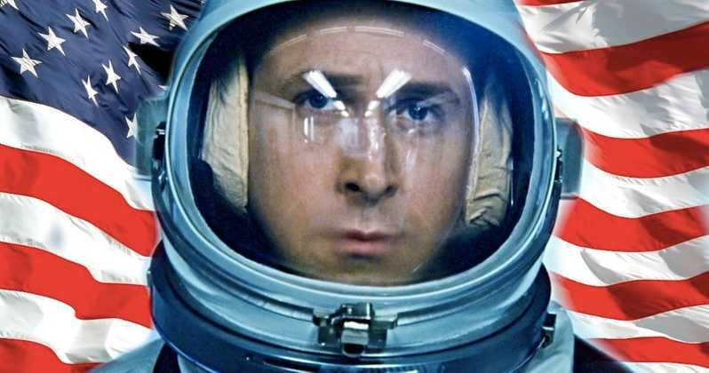 Neil Armstrong's Family on Flag Controversy in New Biopic