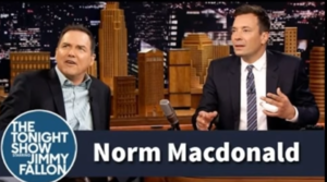 The Tonight Show Drops Norm McDonald's Appearance After Controversial Comments on the #MeToo Movement