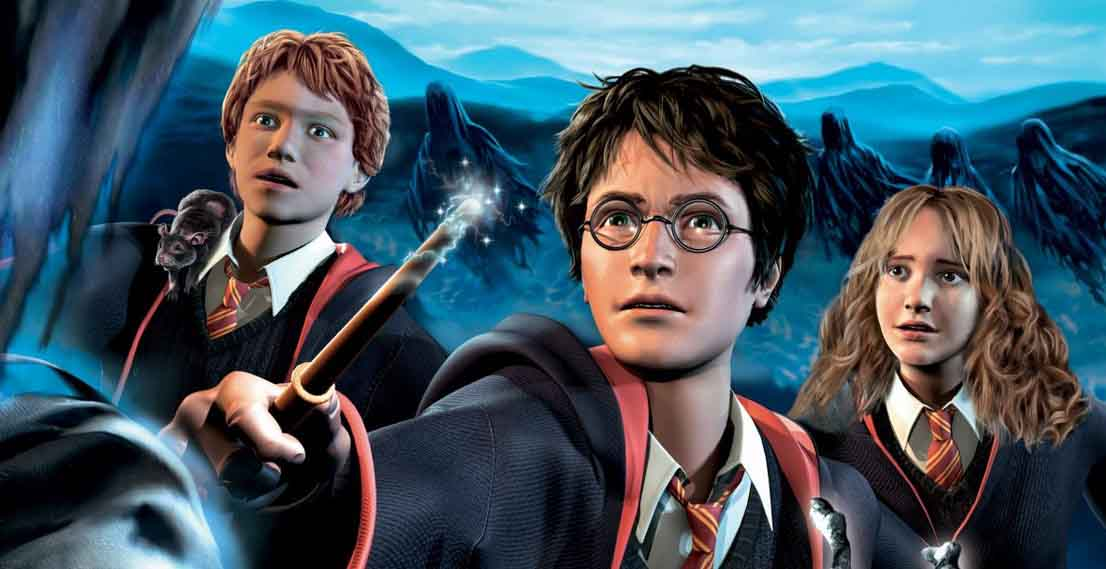 Footage from an Open World Harry Potter RPG from Rocksteady Leaked Online