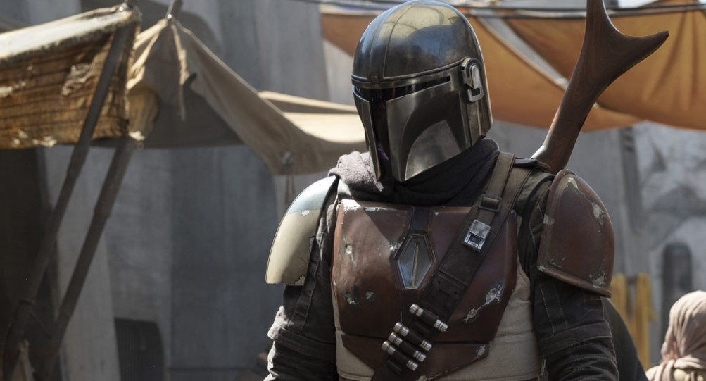The Mandalorian Posters Give New Look at IG-11 and Cara Dune
