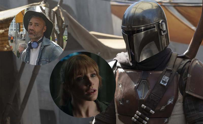 Star Wars The Mandalorian: Taika Waititi and Bryce Dallas Howard Rumored to Also Have Acting Roles