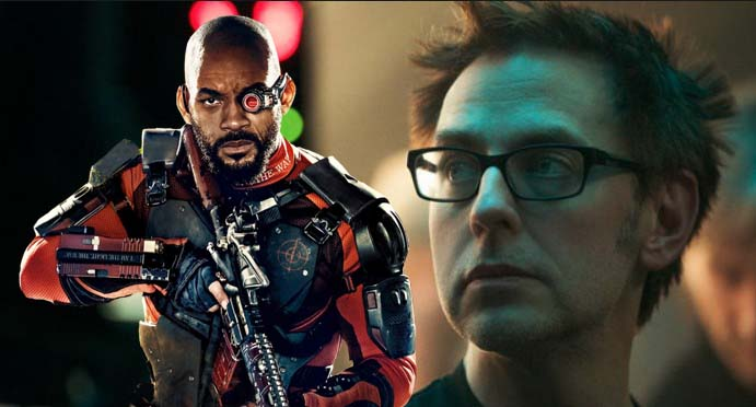 James Gunn Starts Hinting at His Version of Suicide Squad